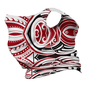 Tribal Daze Premium Fitted Neck Gaiter with Ear Support
