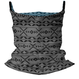Tribal X Premium Fitted Neck Gaiter with Ear Support
