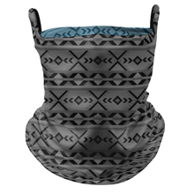 Load image into Gallery viewer, Tribal X Premium Fitted Neck Gaiter with Ear Support