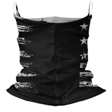 Load image into Gallery viewer, United We Stand Premium Fitted Neck Gaiter with Ear Support