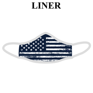 U.S. Seal Premium Fitted Face Cover