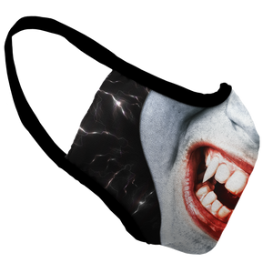 Vamp Premium Fitted Face Cover