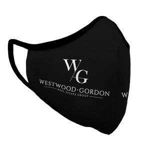 Westwood Gordon Real Estate Group Premium Fitted Face Cover