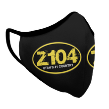 Load image into Gallery viewer, Exclusive Z104 Premium Fitted Face Cover
