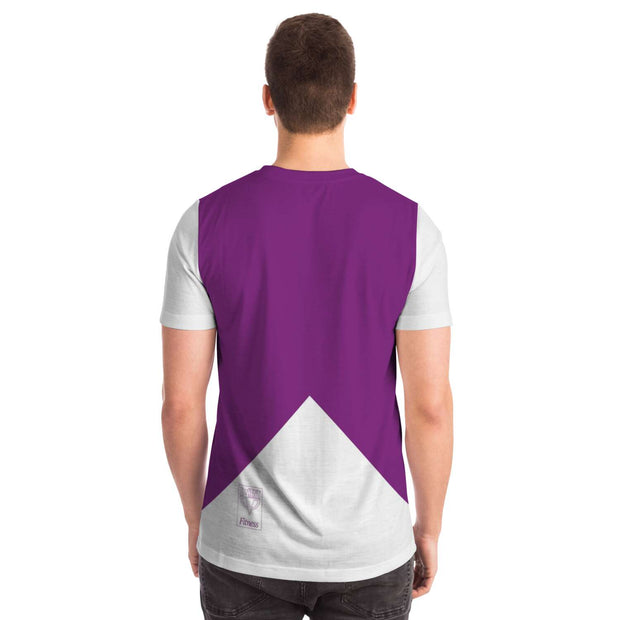 Vibrant Purple Shirt - Dark Sentinel