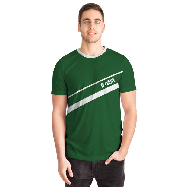 Crusoe Green Shirt - Dark Sentinel