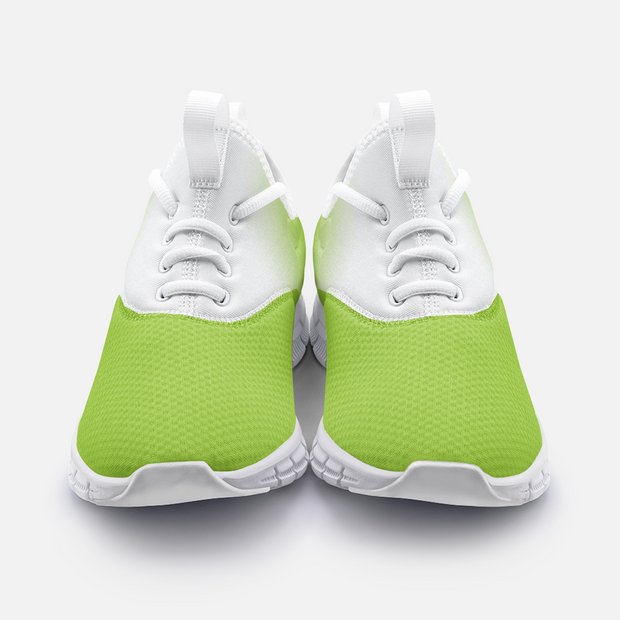 DSent Atlantis Green Lightweight Runners