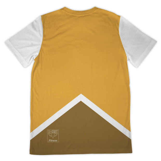 Tulip Orange T-Shirt - Dark Sentinel