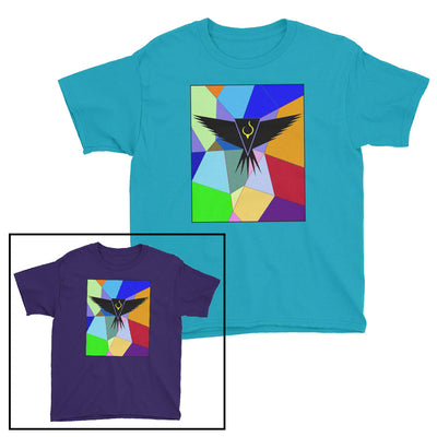 Bright Box Kids' T-Shirt - Dark Sentinel