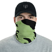 Green and Black Snood - Dark Sentinel