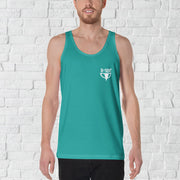 Light Sea Green Fitness Vest - Dark Sentinel
