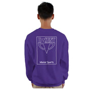 DSent Winter Sports Jagger Sweatshirt - Dark Sentinel