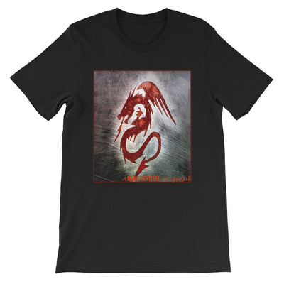 Originals Red Series T-Shirt - Dark Sentinel