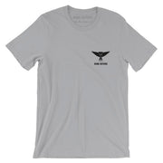 Series 1 in Silver or White T-Shirt - Dark Sentinel