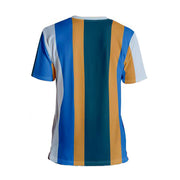 Vertical Stripe T-Shirt - Dark Sentinel
