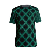 Viridian Diamond T-Shirt - Dark Sentinel