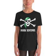 Pirate Skull T-Shirt - Dark Sentinel