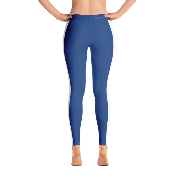 Cerulean Fitness Leggings - Dark Sentinel