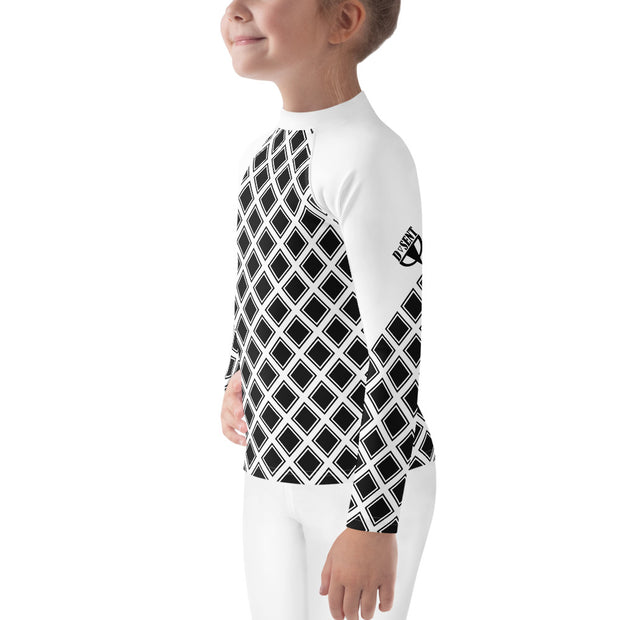 Black Diamond Kids Rash Guard - Dark Sentinel