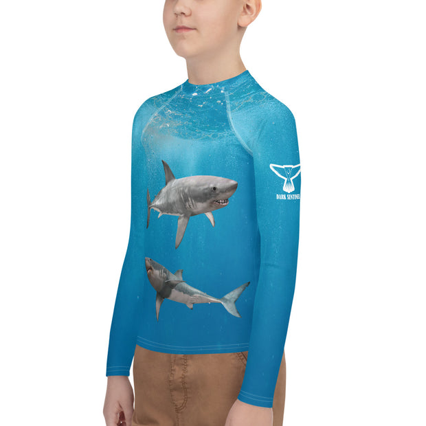 Fate Tempter Rash Guard - Dark Sentinel