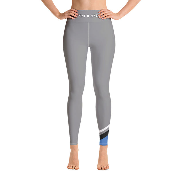 Suva Yoga Leggings - Dark Sentinel