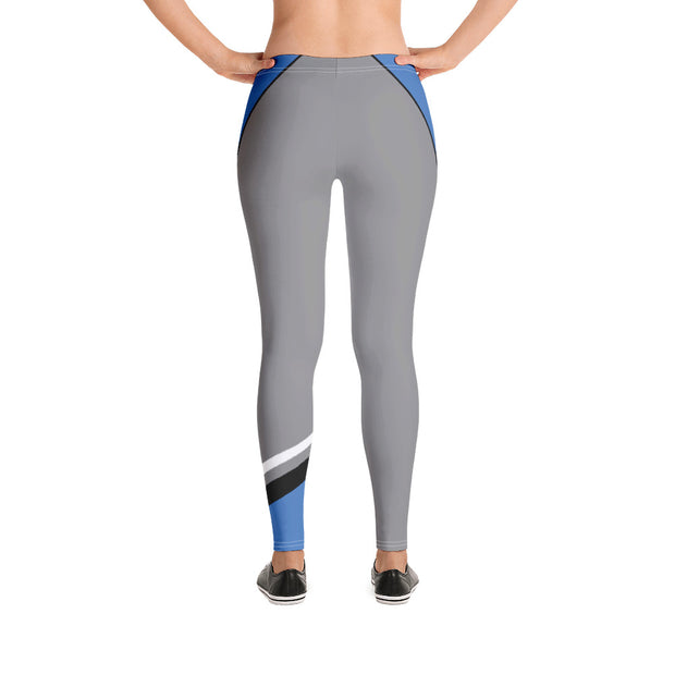 Suva Fitness Leggings - Dark Sentinel