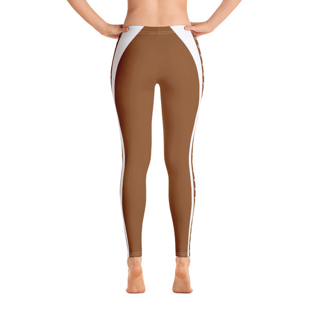 Russet Fitness Leggings - Dark Sentinel