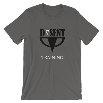DSent Training T-Shirt - Dark Sentinel