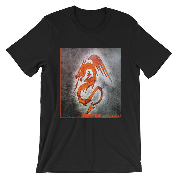 Originals Orange Series T-Shirt - Dark Sentinel