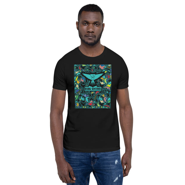 Multi-color Shard Shirt - Dark Sentinel