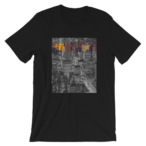 City Skyline Shirt - Dark Sentinel