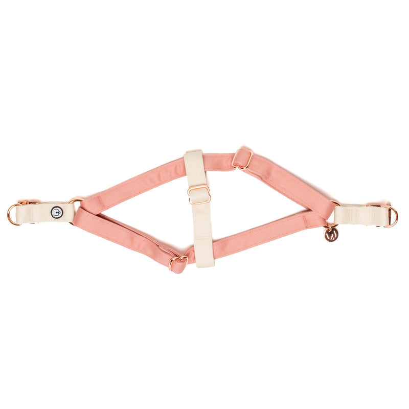 Blossom-Ivory Step-In Harness