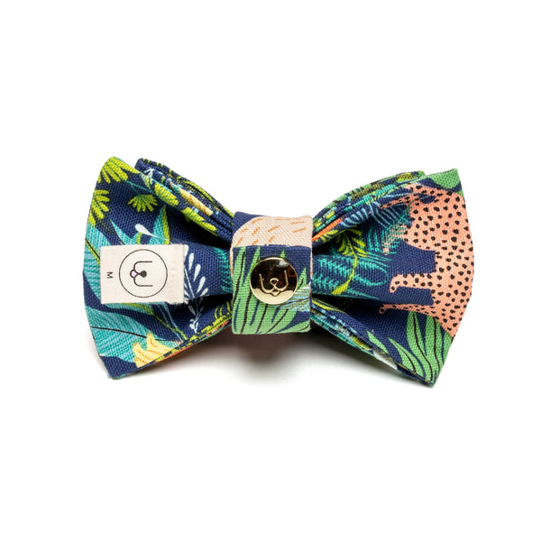 Jungle Nights Bow Tie