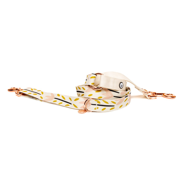 Morning Meadow Convertible Leash