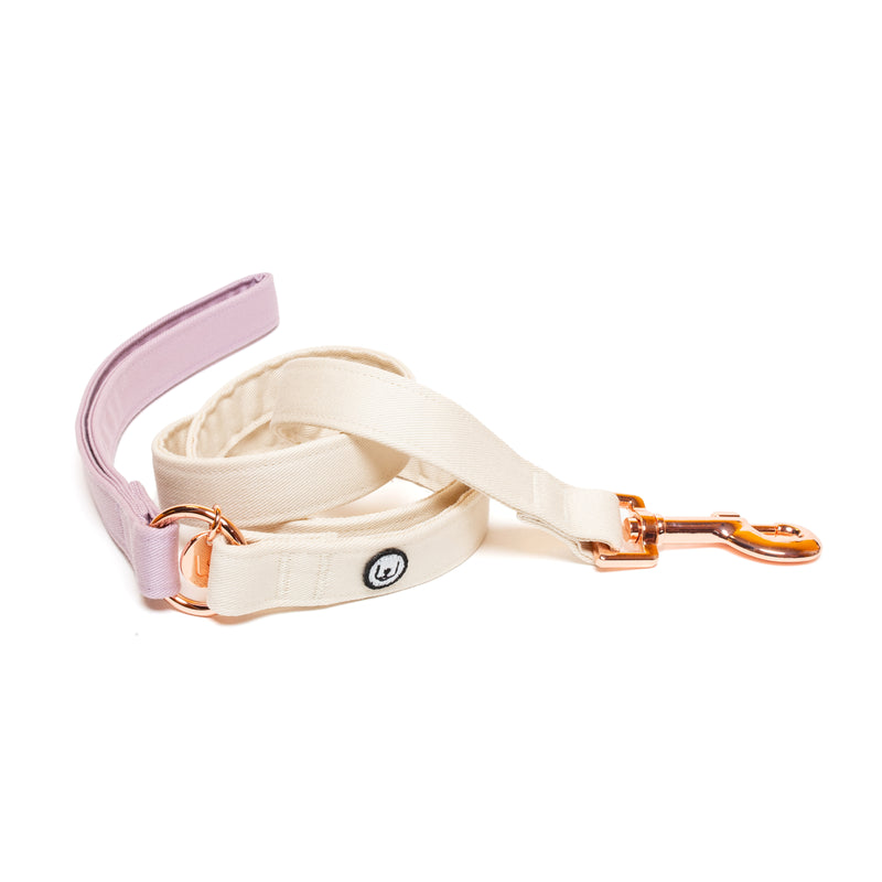 Lilac-Ivory Step-In Harness Set