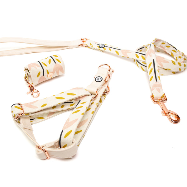 Morning Meadow Step-In Harness Set