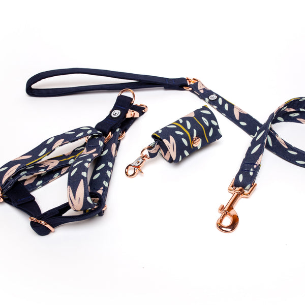Evening Meadow Step-In Harness Set