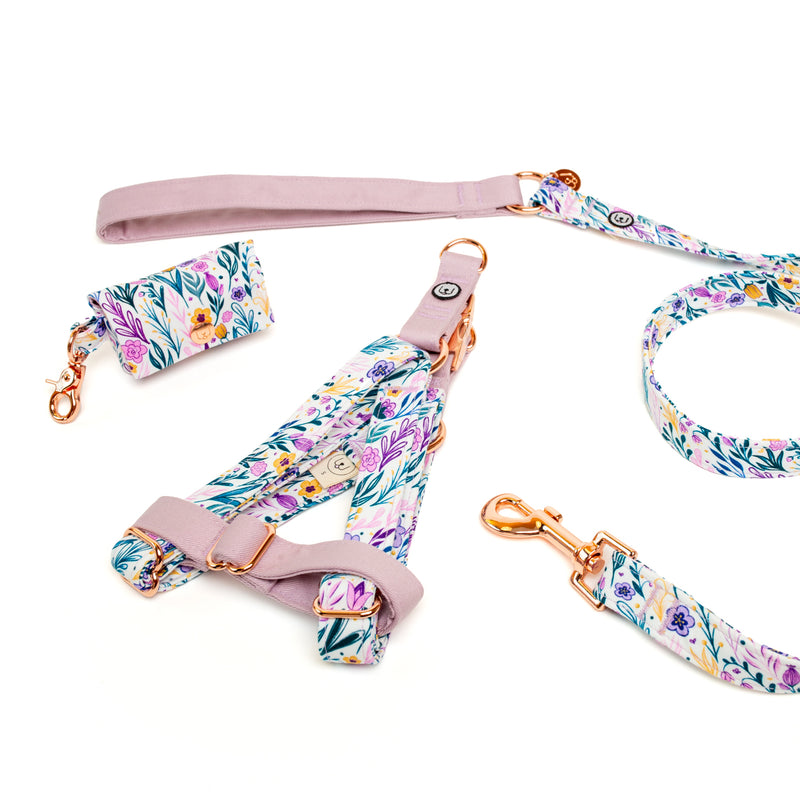 Enchanted Garden Step-In Harness Set