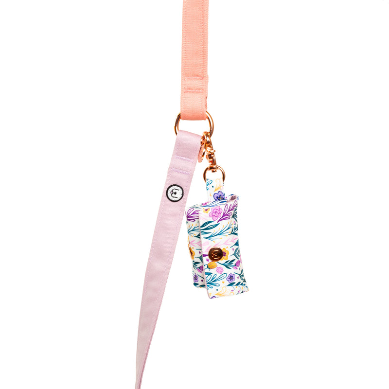 Enchanted Garden Poop Bag Carrier