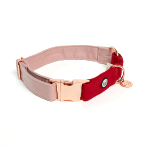 Rose-Ruby Collar