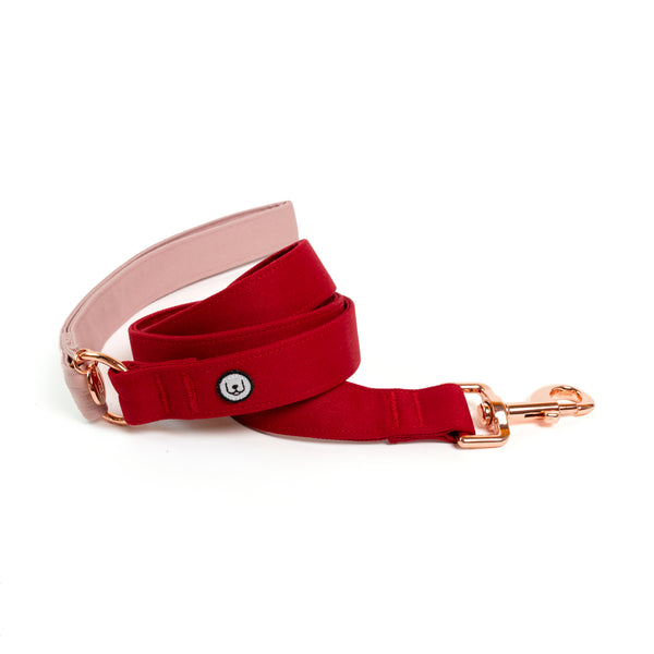Rose-Ruby Leash