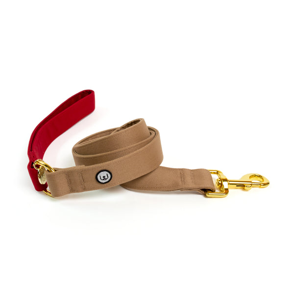 Ruby-Fawn Leash