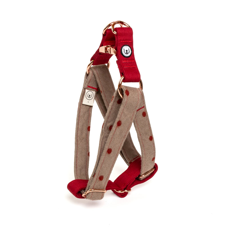 Berry Pofla Step-In Harness Set