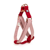 Rose-Ruby Step-In Harness Set