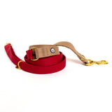 Ruby-Fawn Convertible Leash