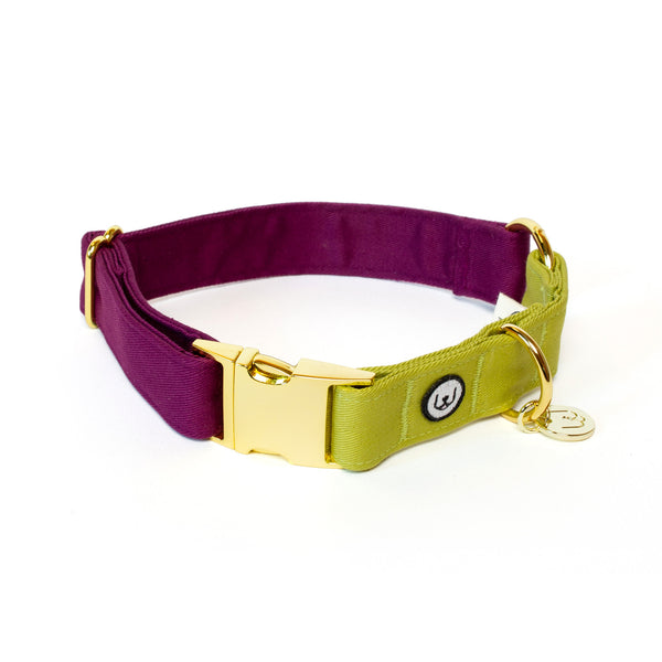 Plum-Pickle Collar