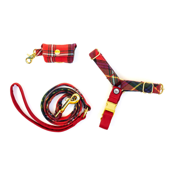 Fireside No-Pull Harness Set