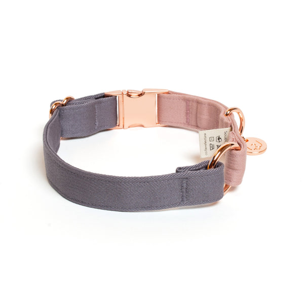 Gray-Rose Collar