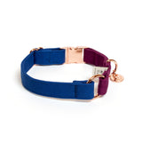 Blue-Plum Collar
