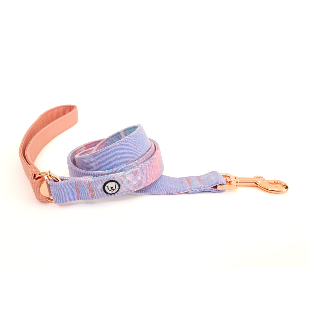 Cotton Candy Step-In Harness Set - Blossom